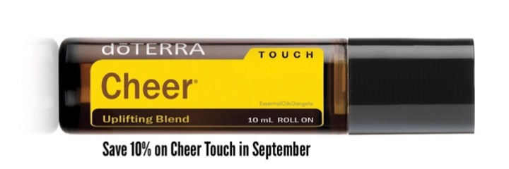 Doterra Product of the Month September2017